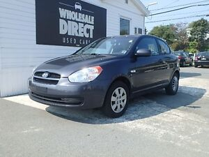2011 Hyundai Accent HATCHBACK 5 SPEED 1.6 L