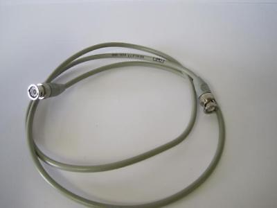 Hp Agilent Bncm To Bncm Coaxial Cable 50 Ohm 8120-184 1.2 Meter 3.9 Feet