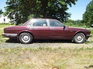 1988 Jaguar Series III Sovereign