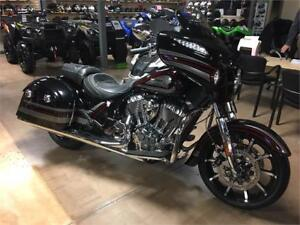 2018 Indian Chieftain Limited - Thunder Black Pearl