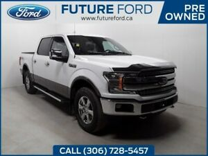 2018 Ford F-150 LARIAT | NAV | FX4 | Ecoboost | Low KM's