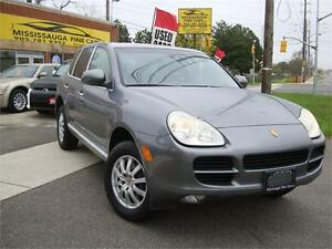 2005 Porsche Cayenne V6,LOCAL CAR,VERY CLEAN,LEATHER,SUNROOF