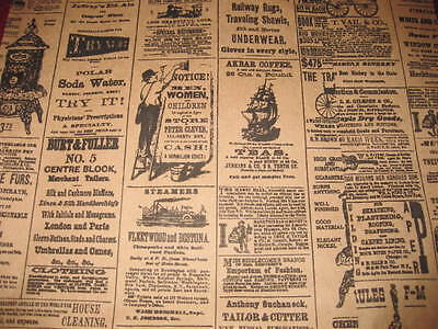 Lot 200 8.5 X 11 Newspaper Print Paper Kraft Bagsvintage Newsprint Favor Craft