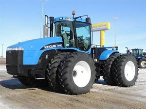2004 New Holland TJ450 - PTO, Powershift, 55gpm hyd pump