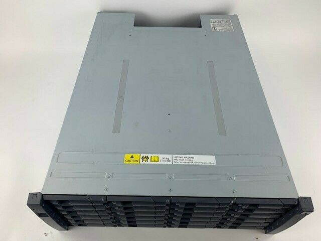 Netapp DS4246-w/trays DS4246 w/ 24 x Trays and 2 x IOM6 modules JBOD vt