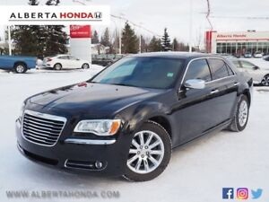 2014 Chrysler 300 Low Kms. Panoramic Sunroof. Heated & Venti