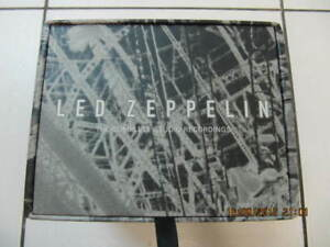 Classic Rare Led Zeppelin The Complete Studio Recordings CDs1993