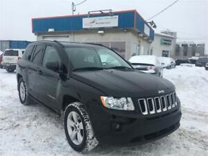 JEEP COMPASS NORTH 2011 4x4/ MAGS/ SIÈGES CHAUFF./ DÉMARREUR !!!