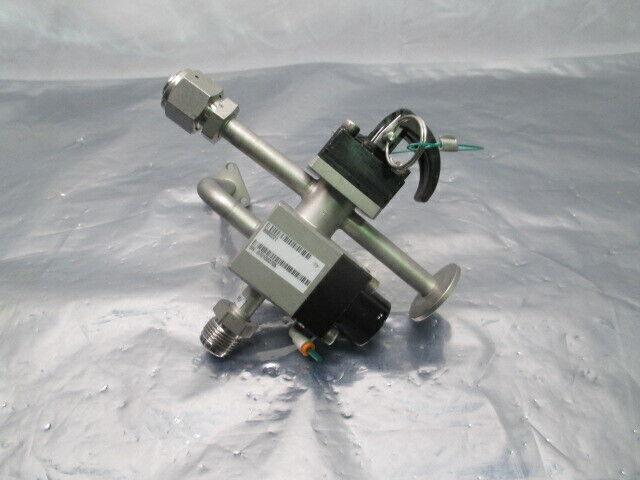 MKS 99B0221 Vacuum Valve Assembly, Chamber, Isolation, 80 PSI, 453826