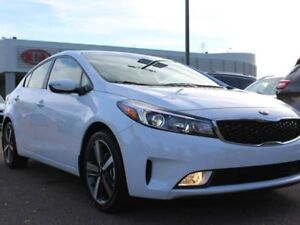 2018 Kia Forte SX, HEATED / COOLED FRONT SEATS, HEATED REAR SEAT