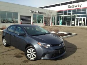 2016 Toyota Corolla LE, Heated Seats, Back up Cam, Bluetooth
