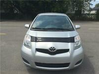 TOYOTA YARIS LE 2011 71000KM MANUAL AC ELECTRIC LIKE NEW