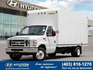 2018 Ford E450 *TRADESMAN SPECIAL!**FACTORY WARRANTY**LOW KM's**