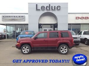 2012 Jeep Patriot North 4x4 with Remote Start and Heated Front S