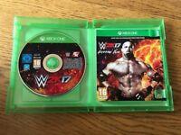 WWE 2K17 - XBOX ONE GAME - £15