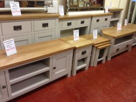5 DAY SALE EVERYTHING REDUCED Devonish grey & oak range from £69-£499 ENDS THIS SUNDAY