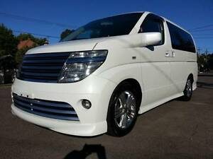 2002 Nissan Elgrand Rider Millers Point Inner Sydney Preview