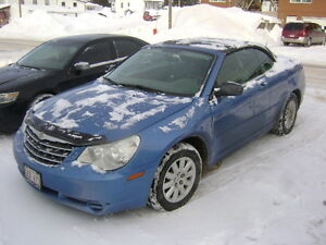 2008 Chrysler Sebring Convertible $4700 Tax Inclus