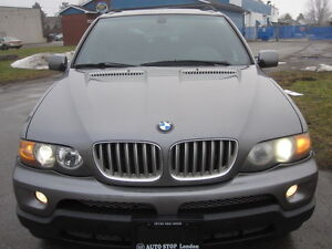 LOW KMs 156200 ! IMMACULATE  !  2006 BMW X5 London Ontario image 5