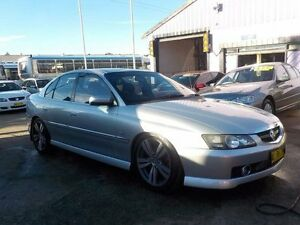 2004 Holden Calais VY II Silver 4 Speed Automatic Sedan North St Marys Penrith Area Preview
