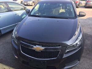 2011 Cruze,4cyl,Auto,1 owner,No Accident ,76km,Clean,Safety!!!!