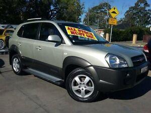 2005 Hyundai Tucson Elite S Silver 4 Speed Auto Selectronic Wagon Greenacre Bankstown Area Preview