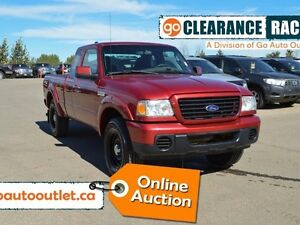 2009 Ford Ranger Sport 4dr 4x2 Super Cab Styleside 6 ft. box 125