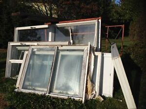 Used windows and doors for sale