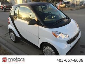 2013 FORTWO SMART CAR AUTOMATIC, LOW KMS