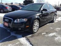 2008 Audi A4 2.0T QUATTRO S-LINE|AWD|LEATHER|SUNROOF|NO ACCIDENT