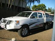 2007 Toyota Hilux KUN26R MY07 SR White Automatic Dual Cab North Ipswich Ipswich City Preview