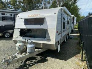 2008 Concept Ascot Caravan Eden Bega Valley Preview