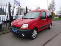 2003 RENAULT KANGOO 1.2 16v AUTHENTIQUE WHEELCHAIR ACCESS VEHICLE