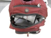 OGIO Flux purple 30L Backpack, ROXY Pink 35L Backpack