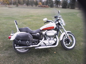 2011 Harley Sportster 883L