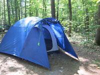 Tente 6 personnes NEUVE / 6 person tent NEW