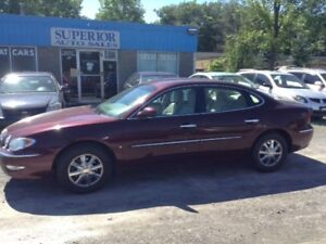 2006 Buick Allure CXL Very Low Kilometers!