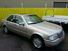 1996 Mercedes-Benz C200 W202 Elegance Pewter 4 Speed Automatic Sedan Islington Newcastle Area Preview