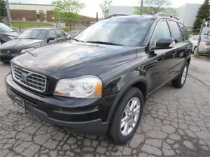 2007 Volvo XC90 ACCIDENT FREE ONLY 134KMS