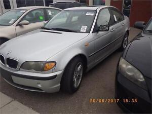 2002 BMW C20  320I  SUNROOF/LEATHER