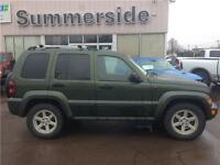 2007 Jeep Liberty Limited Edition ***FULLY LOADED***  4X4