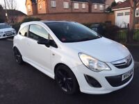 VAUXHALL CORSA 1.3 CDTI LIMITED EDITION, 2012, £20 YEAR TAX, FULL HISTORY, LOW MILEAGE ONLY £3995