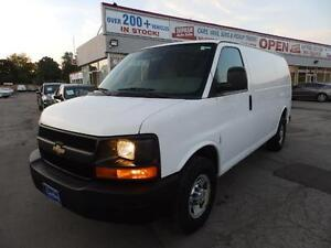 2010 Chevrolet Express 2500 Cargo Van  CERTIFIED E-TESTED
