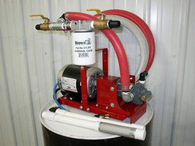 New Waste Oilbulk Oil Transferfiltration Pumptransformersmineral Oil 10 Mic