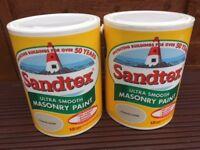 SANDTEX 'Country Stone' Ultra Smooth Masonry Paint