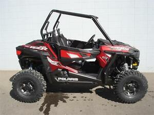 2016 Polaris RZR S 900 LE EPS Matte Red