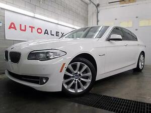 2013 BMW 528i xDrive NAVIGATION CAMERA 360 *RÉESRVÉ*