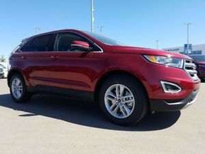 2018 Ford Edge SEL-2.0L Ecoboost Engine,AWD,Leather,Safe and Sma