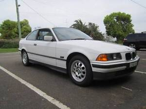 1994 BMW 318is Coupe 94 thousand k's aircon 6 mnths reg books Plumpton Blacktown Area Preview