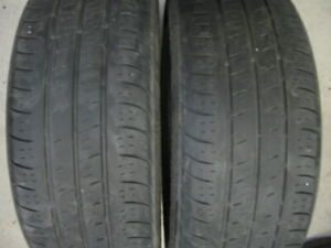 PAIR OF 185/55R15 $20 FOR BOTH